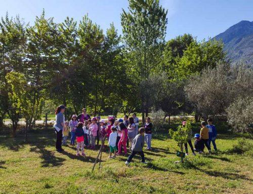 Αγρόκτημα Βιωματικής Εκπαίδευσης «Χώρα» – Άνοιξη 2017