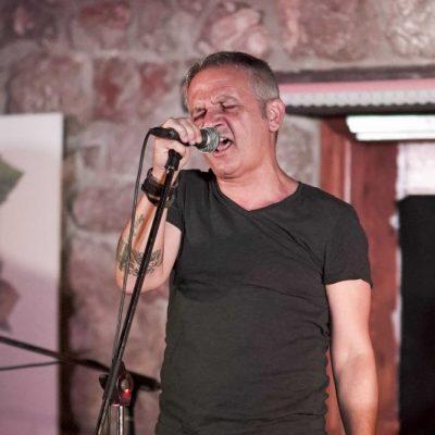 Christos Thivaios Live