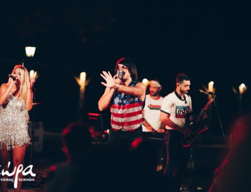 Tonis Sfinos & The Playmates 13o Φεστιβάλ Οίτης – 24/7/19